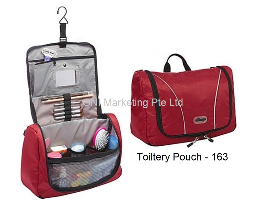 Toiletries Pouch - 163