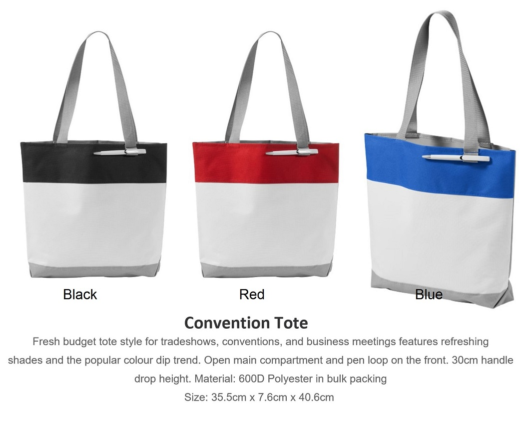 Convention Tote Bag - 1201