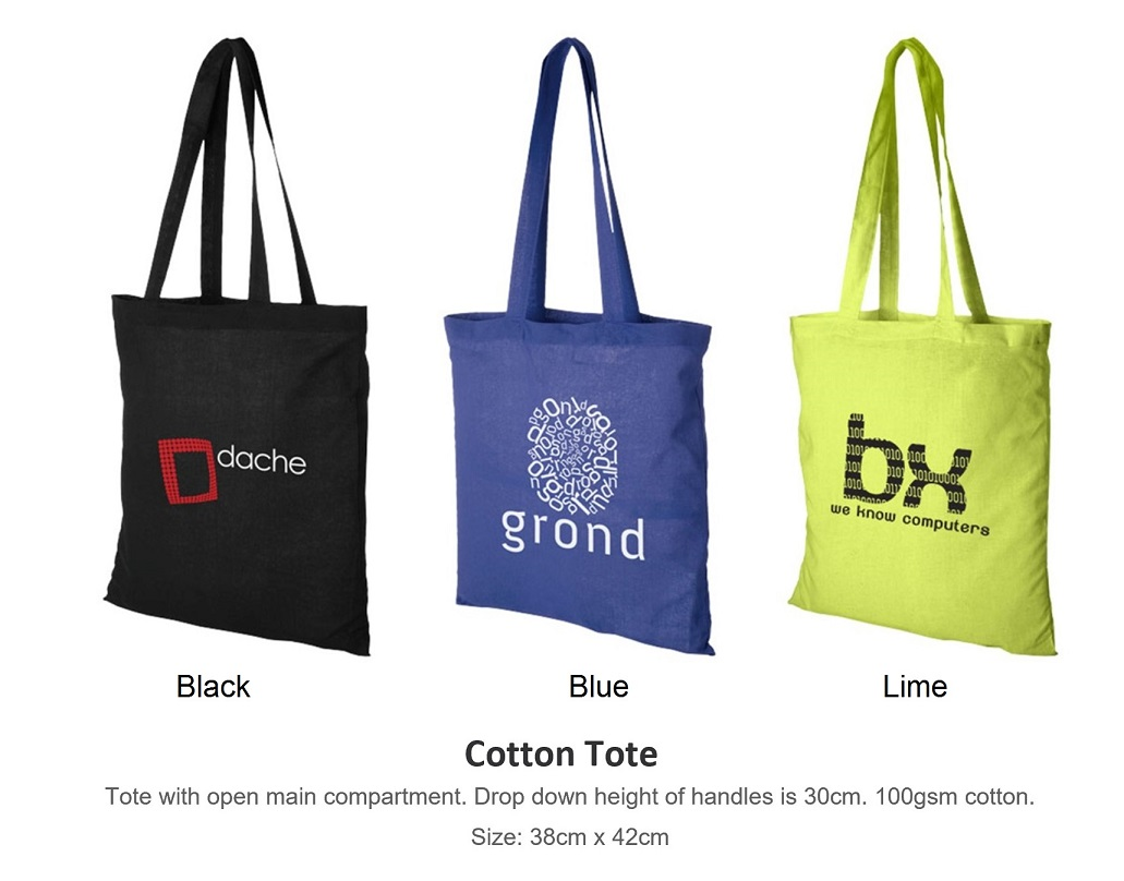 Cotton Tote Bag - 1194