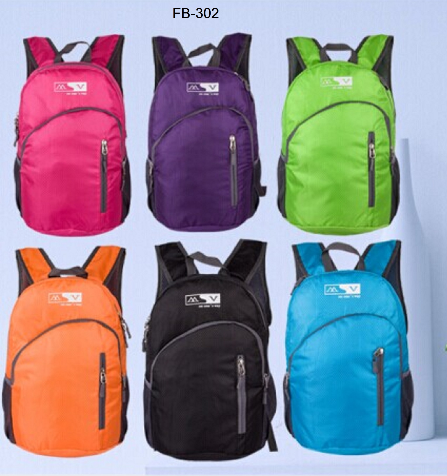 Foldable Backpack - FB302