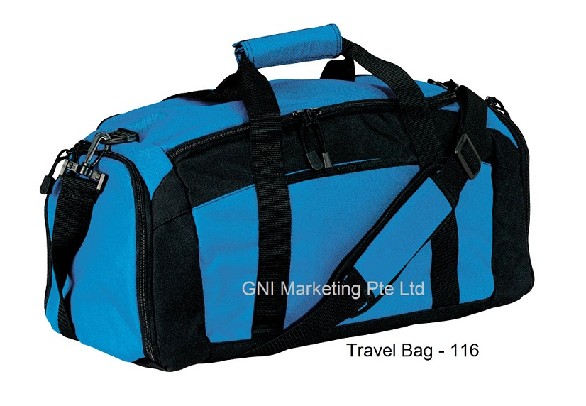 Overnight Bag with Multi Compartment - 116