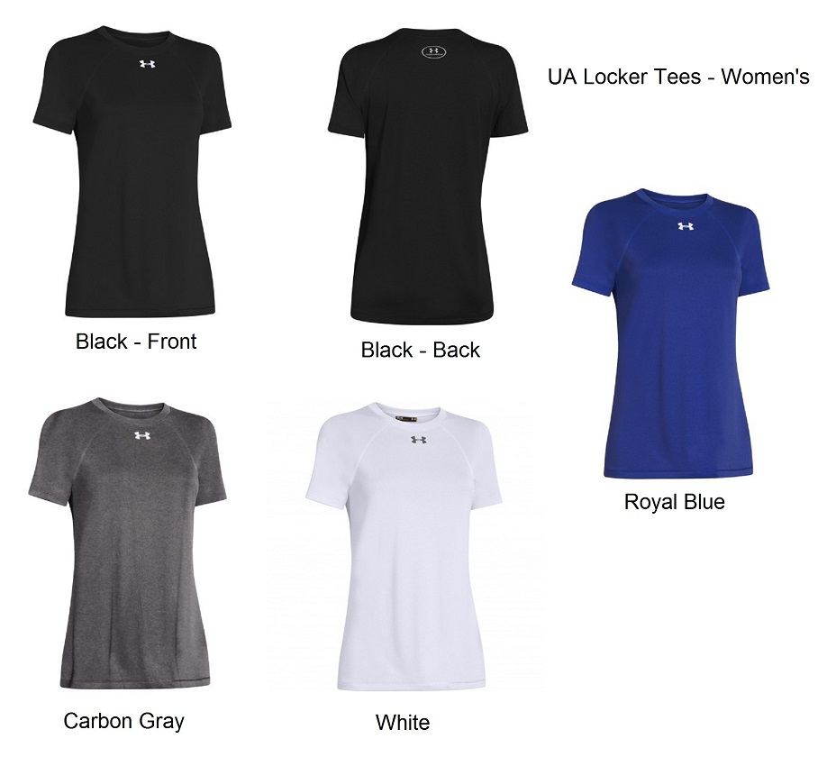 Under Armor - Ladies Locker Tees