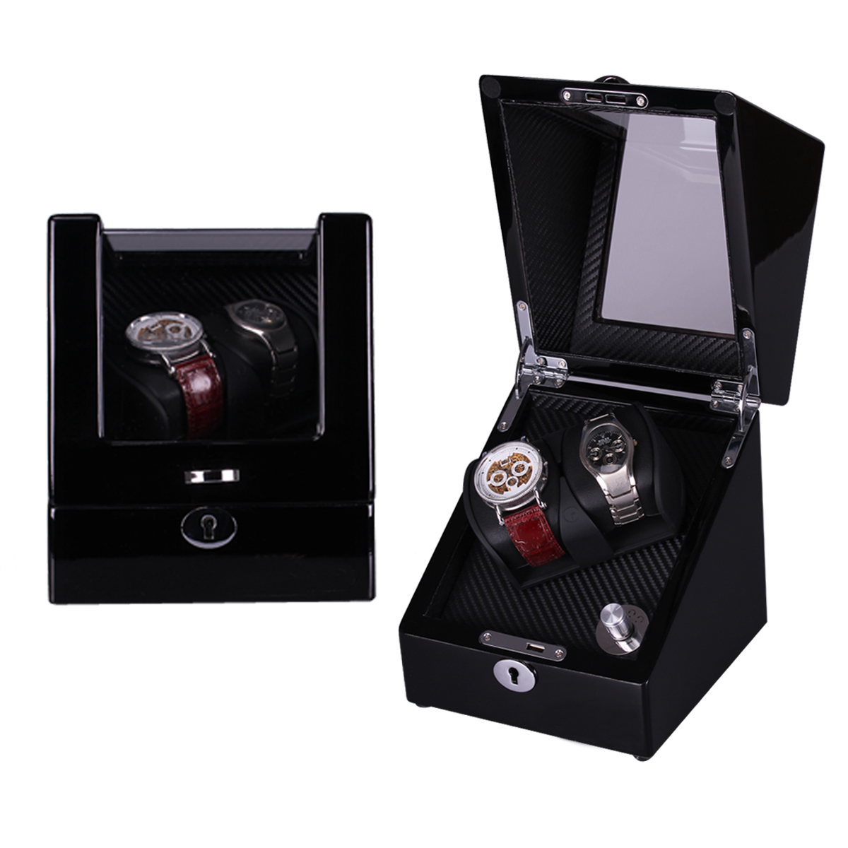 WW 8098 Watch Winder - Double