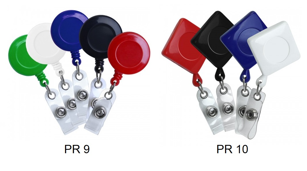 Solid Coloured Pull Reels