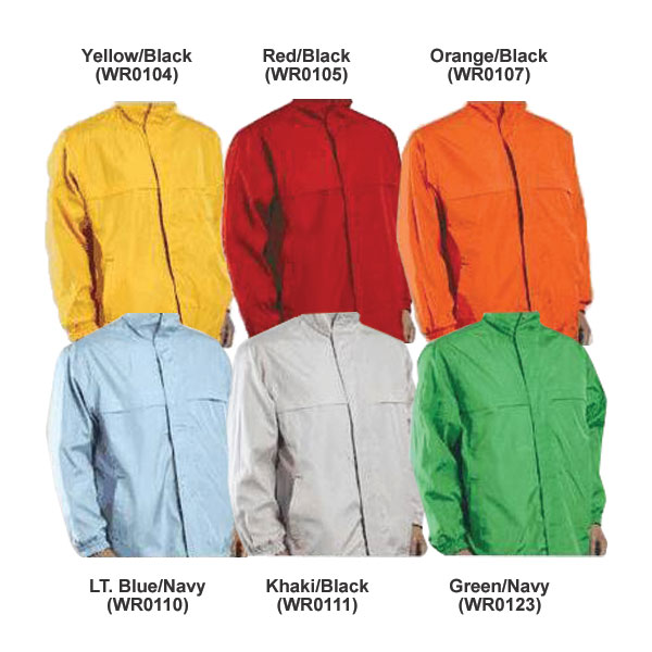 Reversible Windbreaker - WR 01xx Series