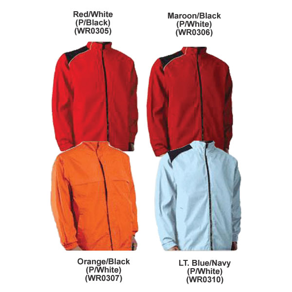 Reversible Windbreaker - WR 03xx Series