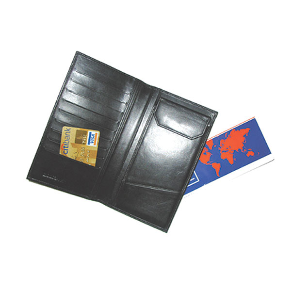 Travel Wallet with Ticket Holder